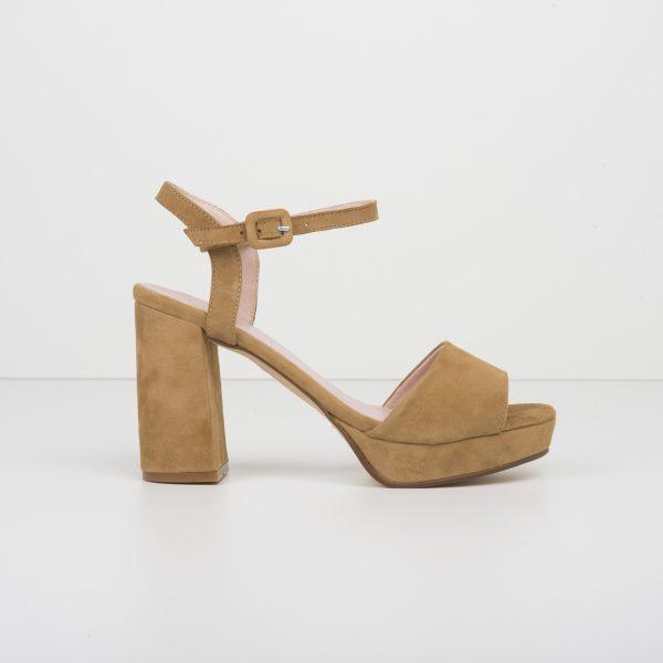 Sandalia Ante Camel
