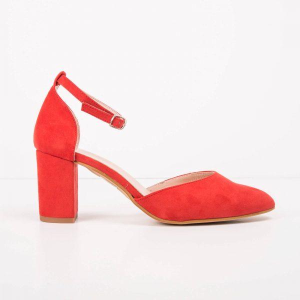 Zapato Newton Rojo