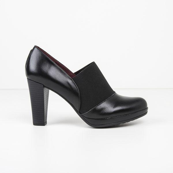 Zapato Elástico Negro- AGOTADO