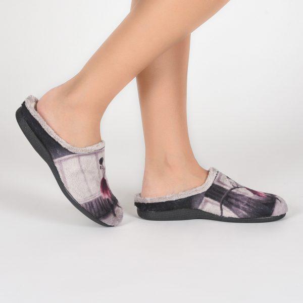 Zapatilla Dibujo Bailarina