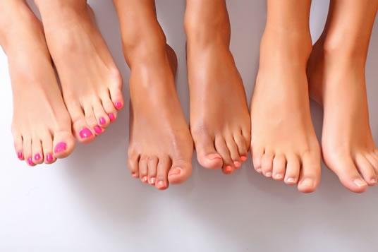 ¡Luce tus pies como nunca este verano!