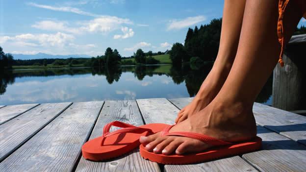 El cuidado de tus pies este verano: consejos
